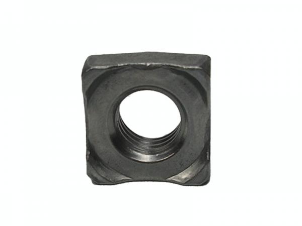 Vierkant-Schweißmutter M6 Stahl Kl.8