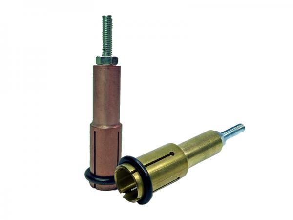 Bolzenhalter für Handpistolen M10/Ø10 Kupfer
