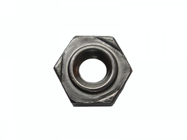 Sechskant-Schweißmutter M5 Stahl Kl.8