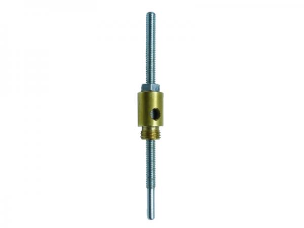 Bolzenhalterverlängerung L=23,5 mm Messing