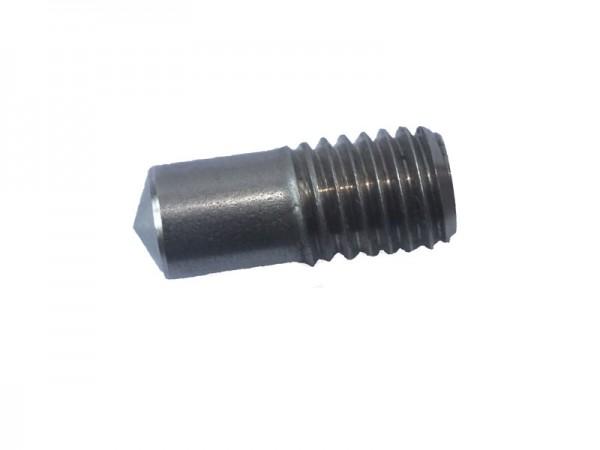 PD M8 x 50, DIN EN ISO 13918 - Stahl ohne Alukugel